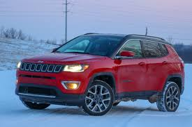 jeep compass limited red 2017 jeep compass limited a crossover that s a real jeep too