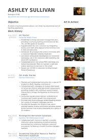 Beginning Teacher Resume Examples by Art Teacher Resume Samples Visualcv Resume Samples Database