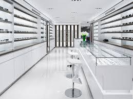 Optic Interiors Masunaga Optical The Stores Ultimate Spectacle New York New