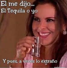 imágenes de memes de kate del castillo fotos kate prefiere el tequila antes que a los hombres la razón