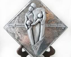 tin anniversary gifts tenth wedding anniversary gifts lamoureph