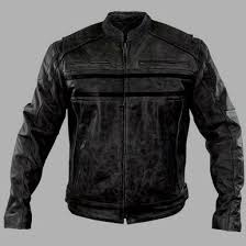 leather motorcycle jackets for sale men s distressed grey leather motorcycle jacket by xelement