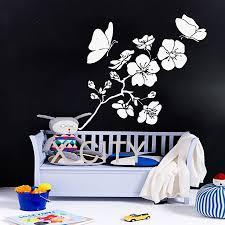 Home Decor Wall Stencils Online Get Cheap Wall Stencil Tree Aliexpress Com Alibaba Group