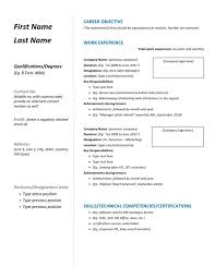 Resume For Work Experience Sample by Resume Cv Sample Format Fmcg Work Experience Mba Skool Study