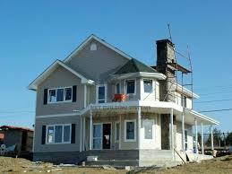 modular homes prefab house villa for sale metframe china china
