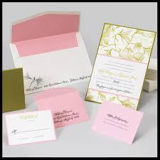 Wedding Invitations Montreal Wedding Invitations Montreal The Paper Shop