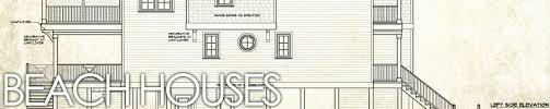 north carolina custom beach house plans obx