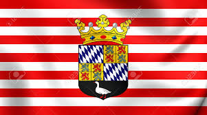 Flag Of Netherlands 3d Flag Of Goes Netherlands Close Up Stock Photo Picture And