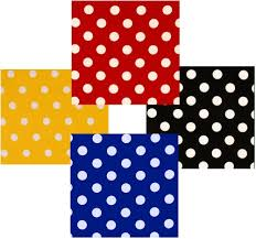 red white polka dot table covers polka dot poly cotton check table cloth cover red black royal blue