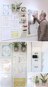 kitchen message center ideas diy message center projects project awesome messages and tutorials