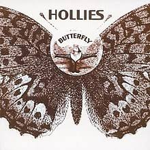 butterfly photo album butterfly the hollies album