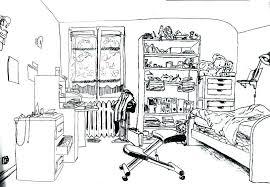 dessin chambre en perspective dessin d une chambre en perspective kirafes comment dessiner