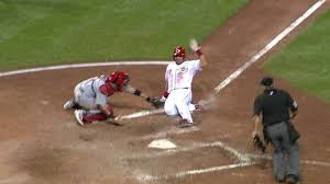Home Plate Baseball by Numbers Show Reds Aggressive Running To Home Plate Mlb Com