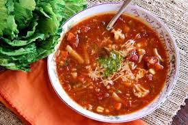 garden vegetable soup weight watchers garden