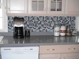 kitchen backsplash tile stickers backsplash decal tile stickers brown and blue