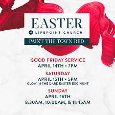 easter at lifepoint tv