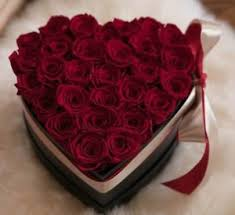 forever roses preserved roses roses in heart box roses that last a year forever
