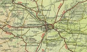 Dorset England Map by Dorchester England Map London Map