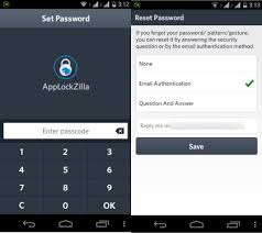 app locker android android app locker to set different lock for different apps
