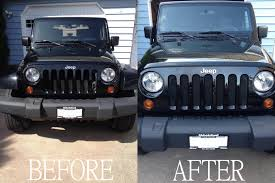 i love my jeep i love the way my gutter guard turned out jeep