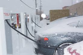 why do electric cars in cold weather extremetech