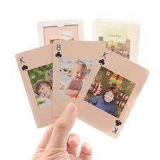 Personalised Keepsake Box Pixajoy Personalised Playing Cards Free Personalised Keepsake
