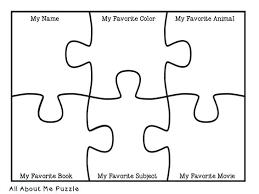printable book labels ks2 puzzle template 6 pieces best photos of 6 piece jigsaw puzzle 6