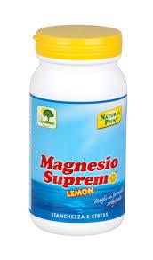 le proprietã magnesio supremo magnesio supremo limone point