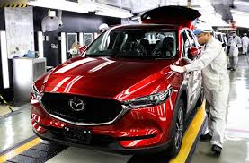 mazda cars australia new mazda cx 5 production commences lands in australia first half