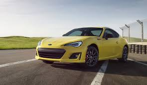 nissan 370z yellow edition 2017 subaru brz gets series yellow special edition