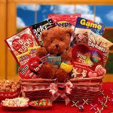 gift baskets for kids you rock kids valentines gift basket walmart