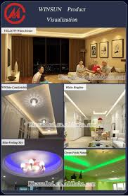 high quanitity programmable rgbw led strip light 5050 5m remote