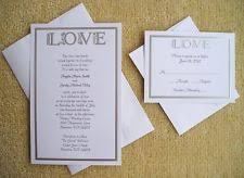 wilton wedding invitations wilton wedding invitation ebay