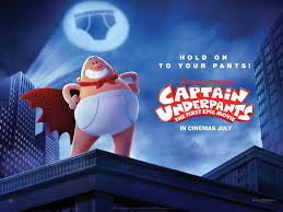 captain underpants first epic movie fan