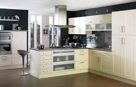 White Kitchen Cabinets With Glass Doors Kitchen Elegant White Kitchen Cabinets Glass Cabinet Door L