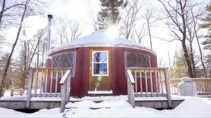 Tiny Home Tour Off Grid Yurt Tour A Tiny House Alternative U2026 Eco Snippets