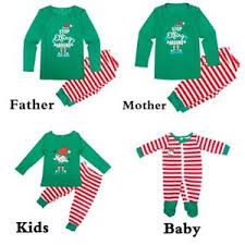 family matching pajamas pjs sets baby