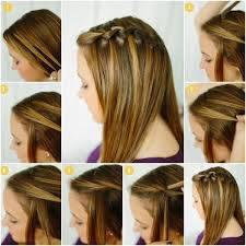 step by step hairstyles for long hair with bangs and curls 20 step by step hairstyles for long hair art craft ideas
