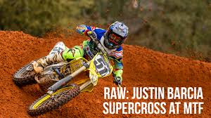 motocross freestyle videos raw justin barcia supercross at mtf motocross videos vital mx