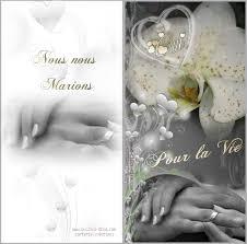carte mariage ã imprimer carte d invitation pour mariage a imprimer photo de mariage