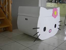 Coffre A Jouet Hello Kitty by Coffre à Jouet Hello Kitty Trendyyy Com
