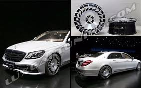 mercedes s class wheels luxcartuning com maybach original maybach 2018 r20 wheels for