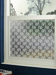 bathroom window treatments for privacy window film valance and