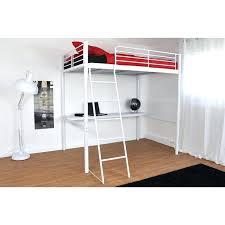 lit mezzanine bureau blanc lit mezzanine blanc 140 190 bureau achat vente lits lits