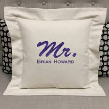 wedding pillows personalized wedding pillows forever pillows
