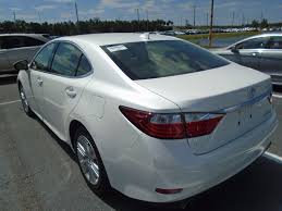 lexus es 350 trunk space 2014 used lexus es 350 buy direct from lexus financial services at