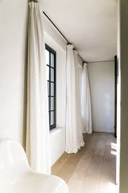 Rideau Opaque Ikea by Best 25 Ceiling Curtains Ideas On Pinterest Curtain Rod Canopy
