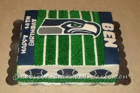 football cake coolest football cakes