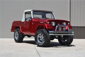jeep commando custom 1969 jeep commando custom pickup 177400 lifted trucks and jeeps