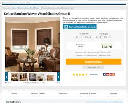 how to order custom blinds and shades from blindster com